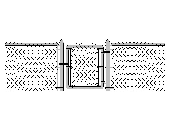 How To Install Chain Link Fence - Chain Link Fence Installation
