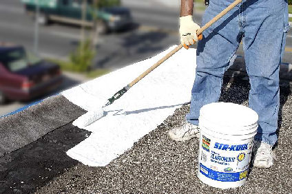 How To Reduce Your Cooling Costs By Painting Your Roof