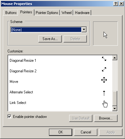 How to Add a Cursor (Mouse Pointer) to a Print Screen Image